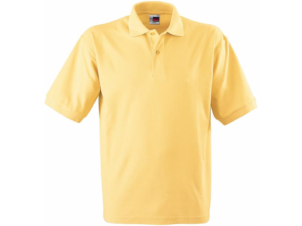 Рубашка поло Boston детская, светло-желтый