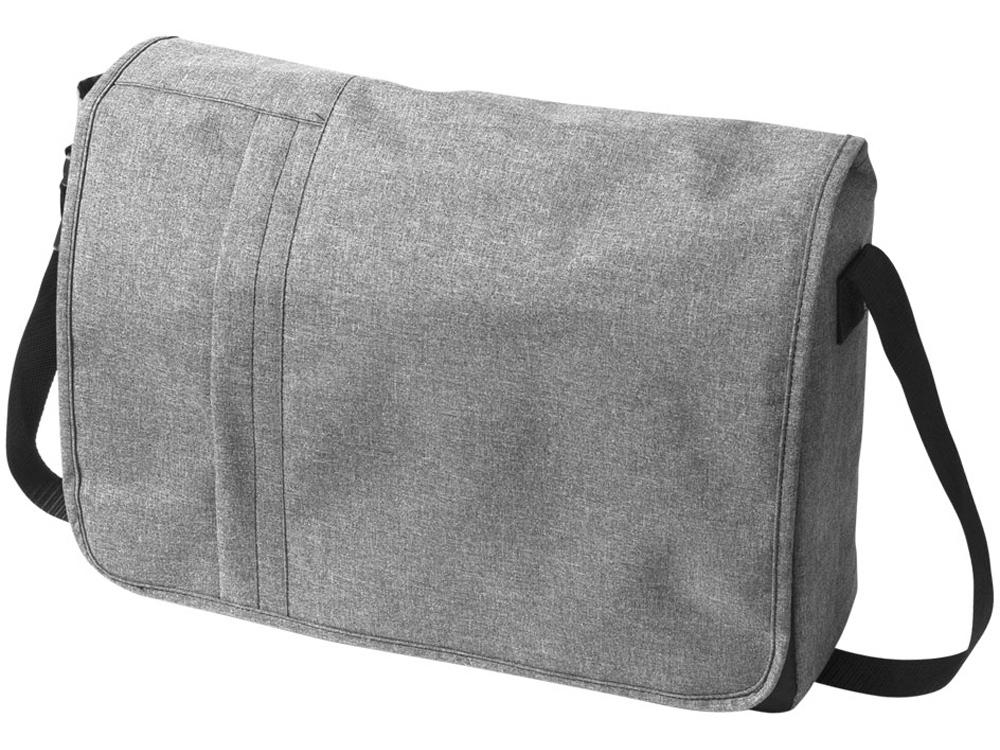 Сумка Heathered для ноутбука 15,6, серый