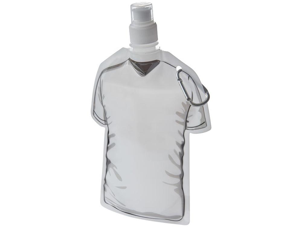 Емкость для воды в виде футболки Goal, белый