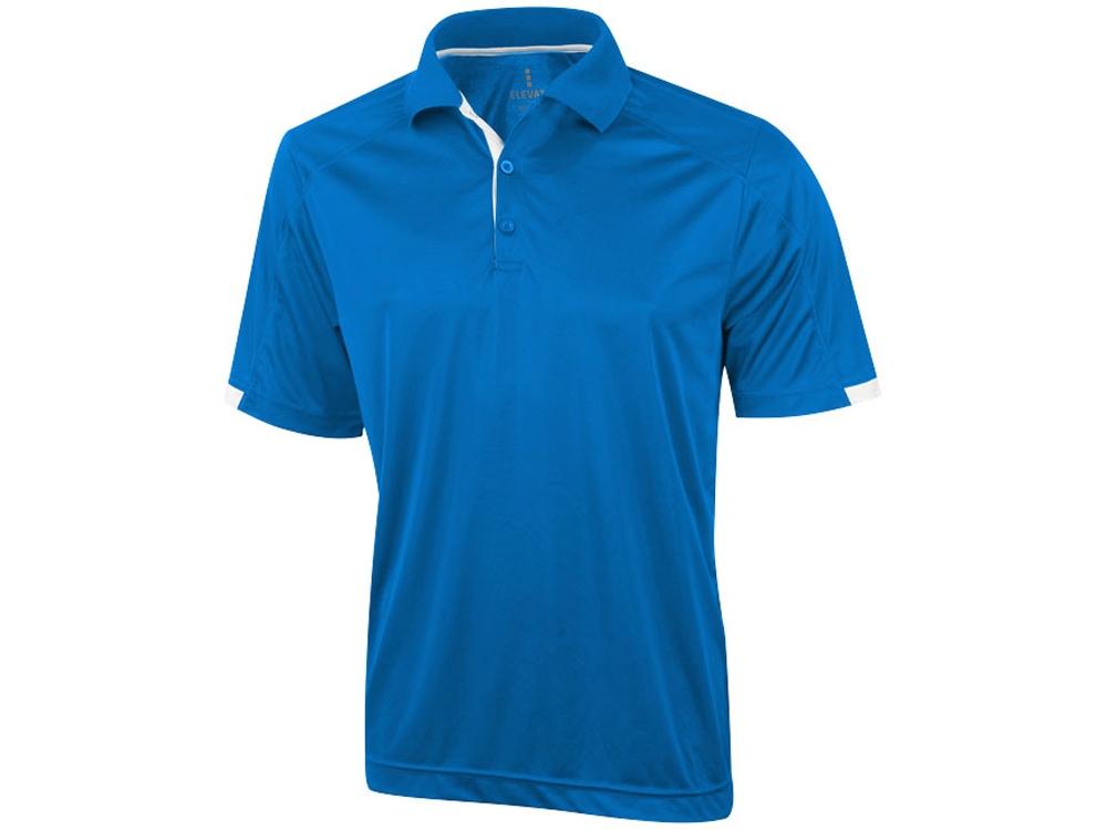 Рубашка поло Kiso мужская, синий