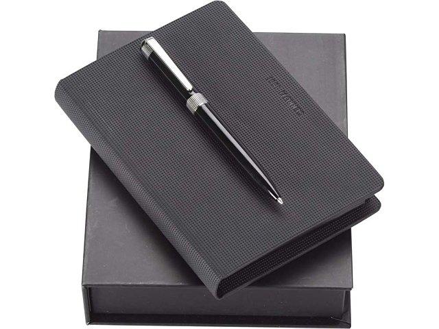 Подарочный набор: дизайнерский блокнот, шариковая ручка