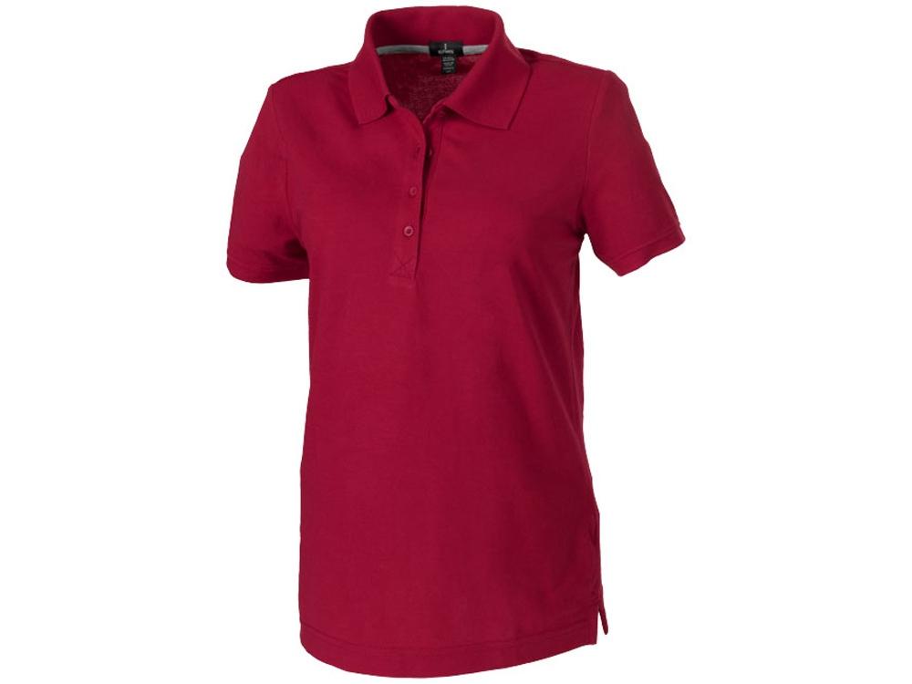 Рубашка поло Crandall женская, красный