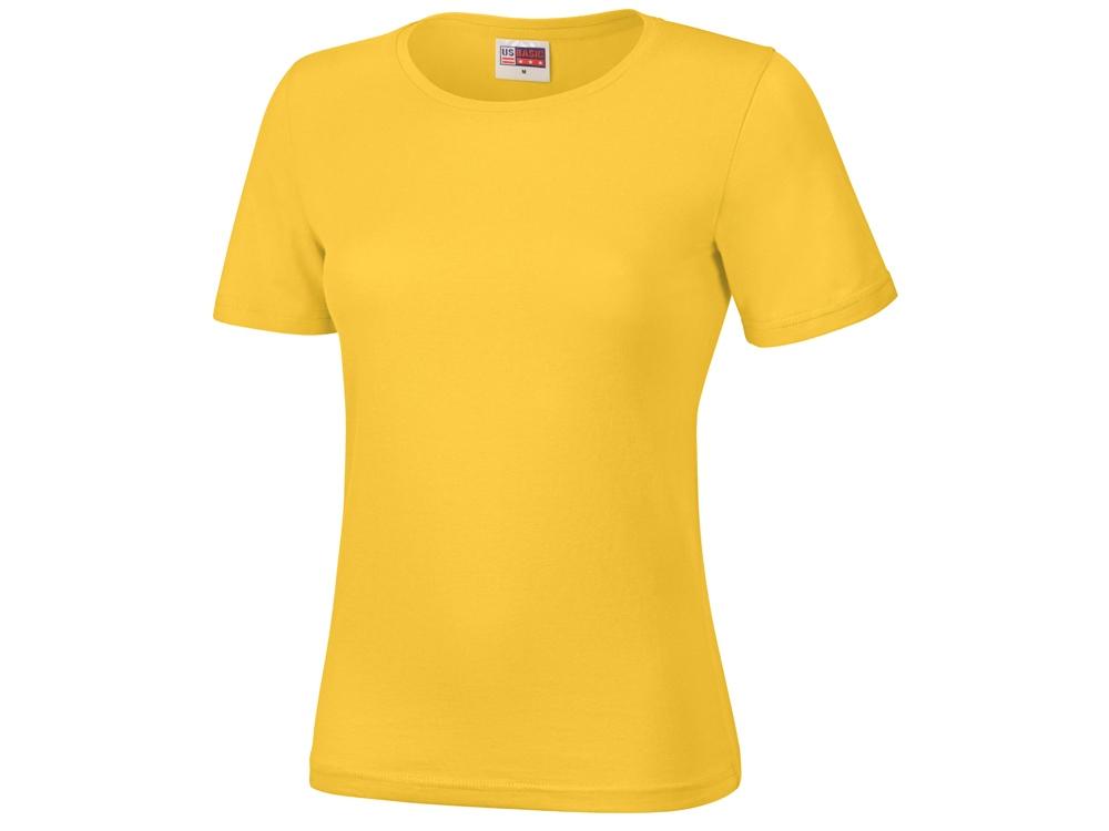 Футболка Heavy Super Club женская, желтый