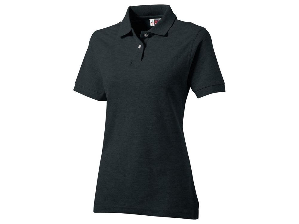 Рубашка поло Boston женская, черный