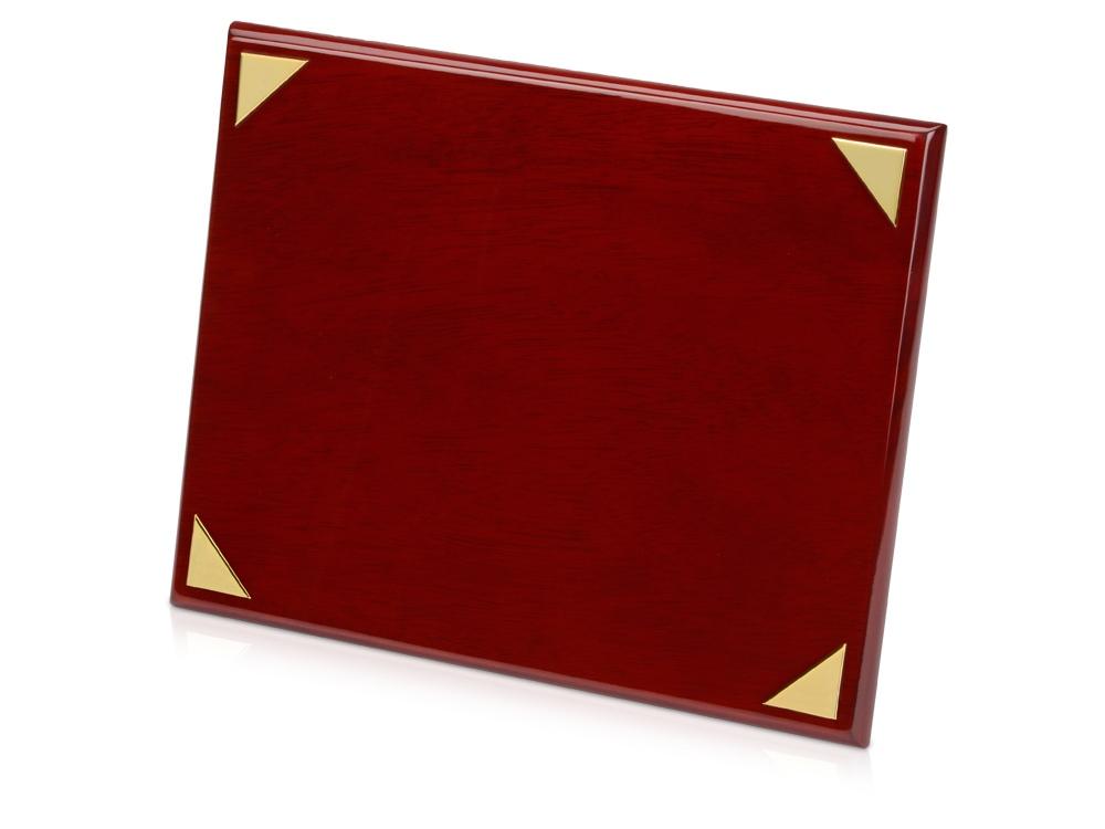 Плакетка Мейсон, коричневый