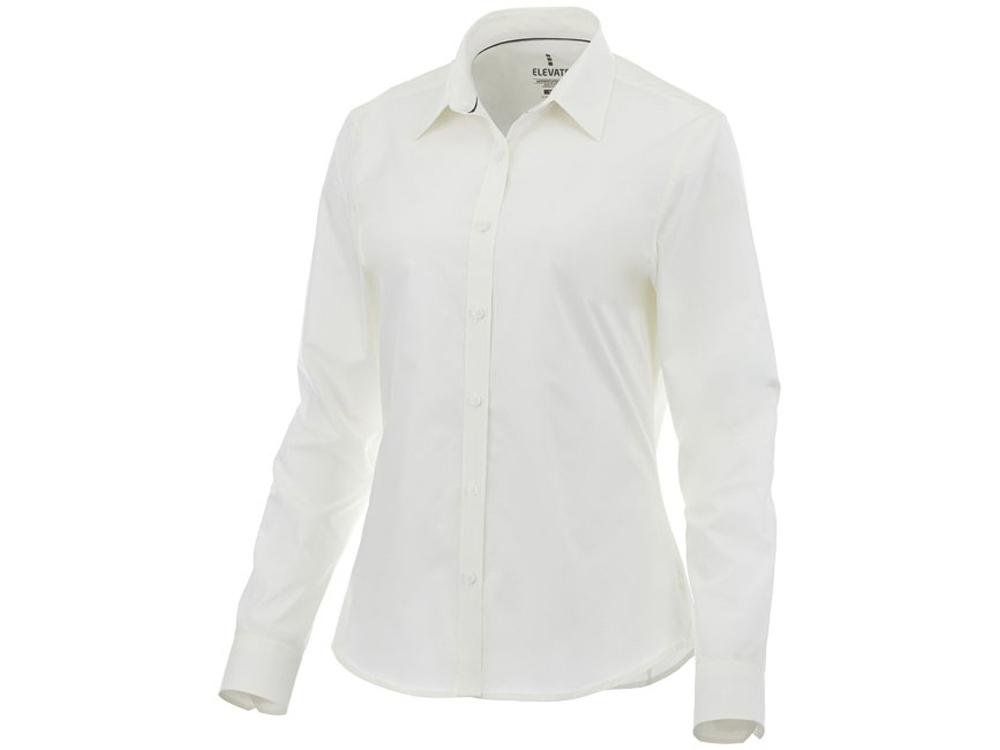 Женская рубашка с длинными рукавами Hamell, белый