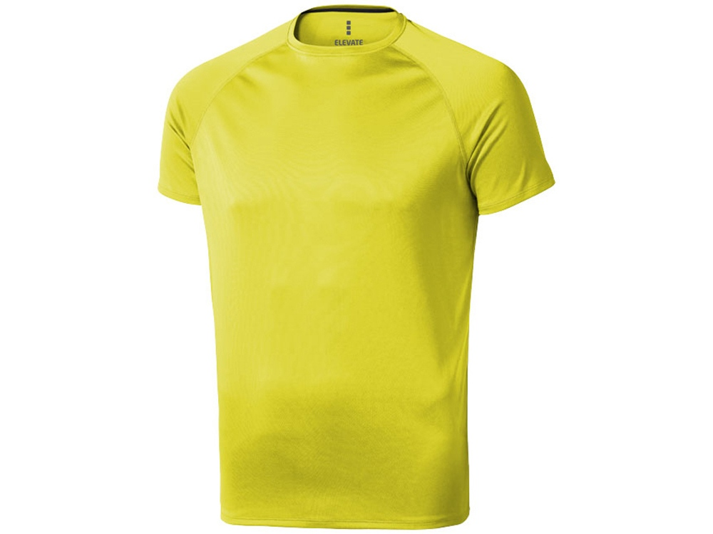Футболка Niagara мужская, неоновый желтый