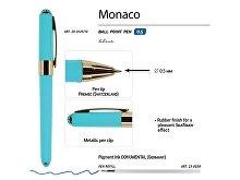 Ручка пластиковая шариковая «Monaco» (арт. 20-0125.10), фото 3