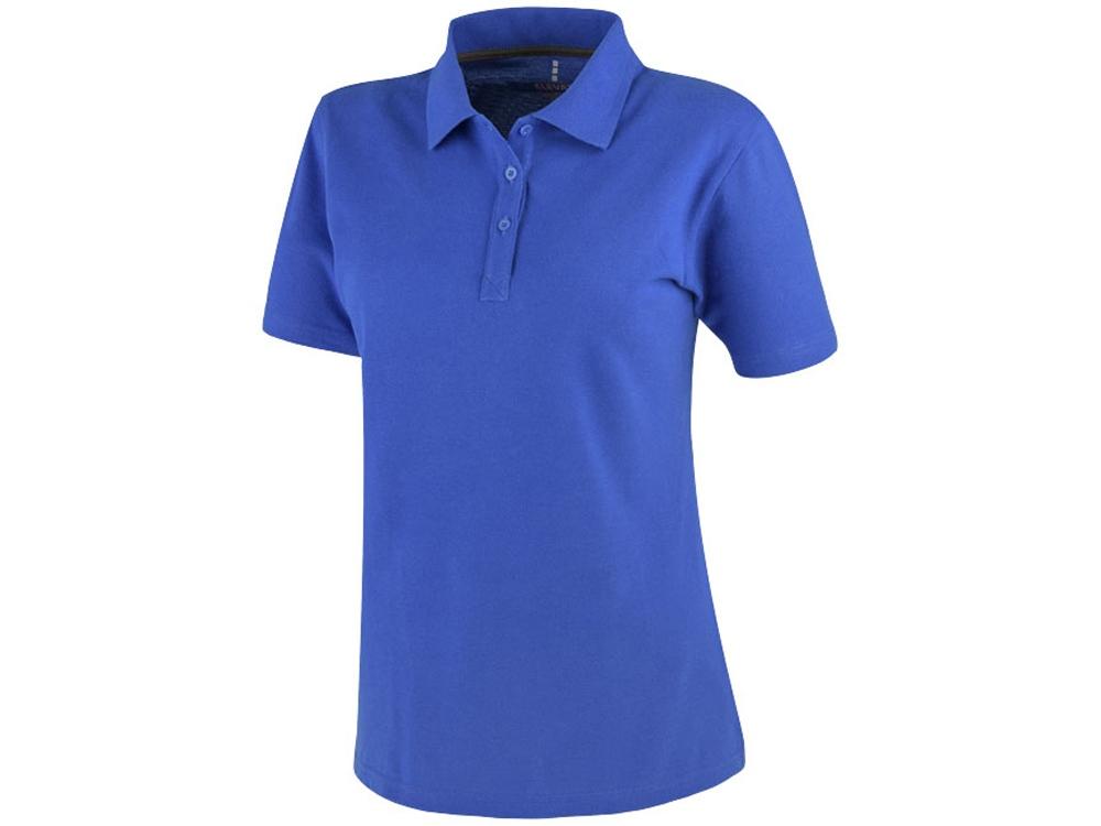 Рубашка поло Primus женская, синий