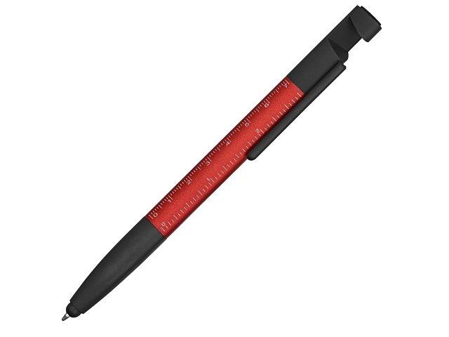 Ручка-стилус металлическая шариковая «Multy»