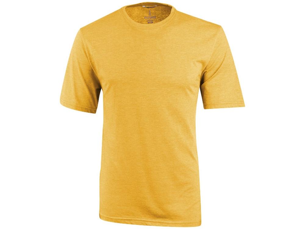 Футболка Sarek мужская, желтый