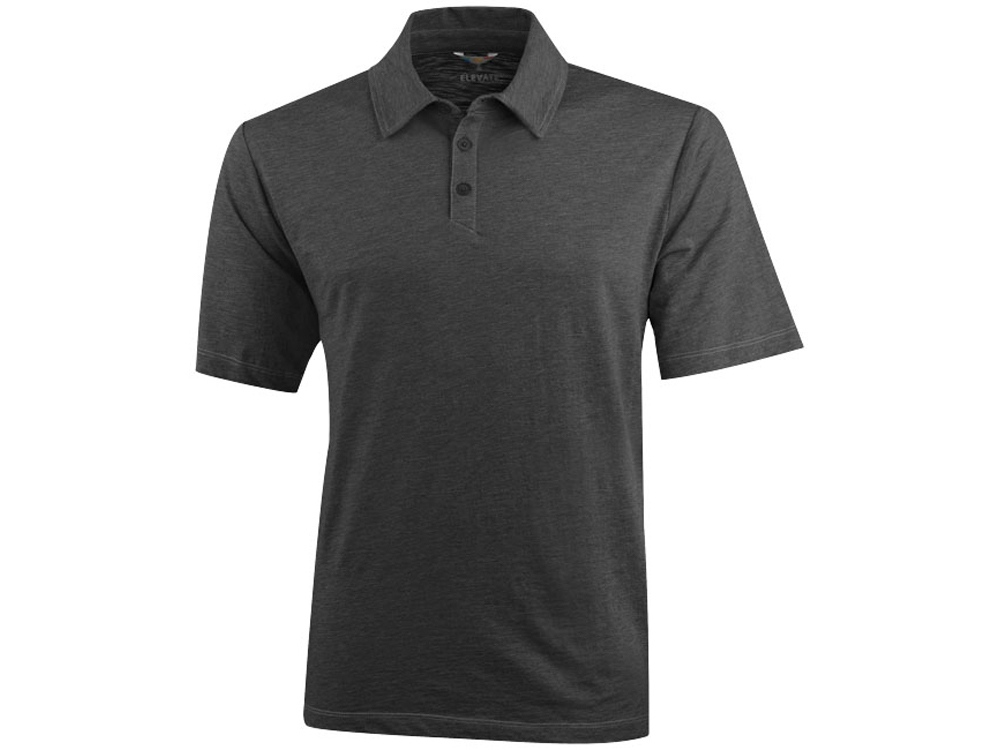 Рубашка поло Tipton мужская, темно-серый