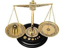 Весы декоративные с гирьками (арт. 500525)