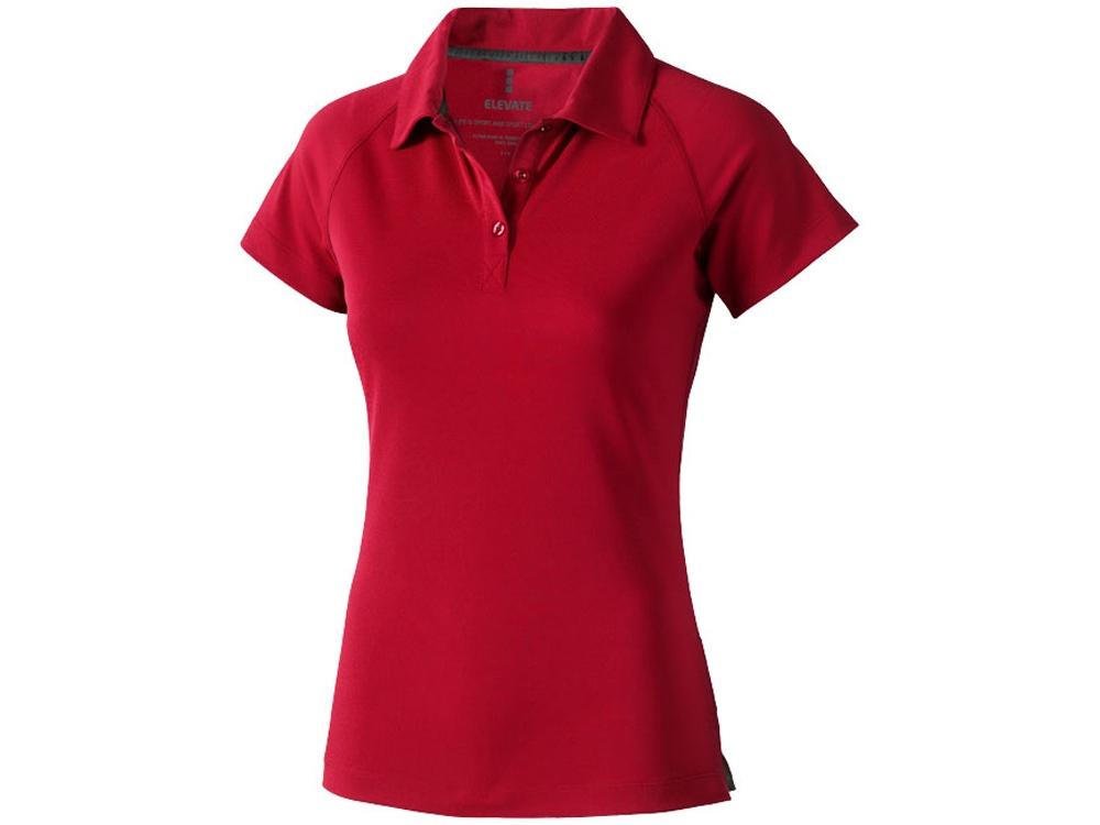 Рубашка поло Ottawa женская, красный